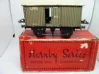 Hornby No.0 Meat Van